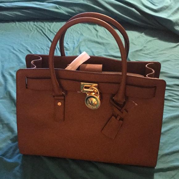 d33273b3ba6f Michael Kors Bags | Brand New With Tags Hamilton Purse | Poshmark